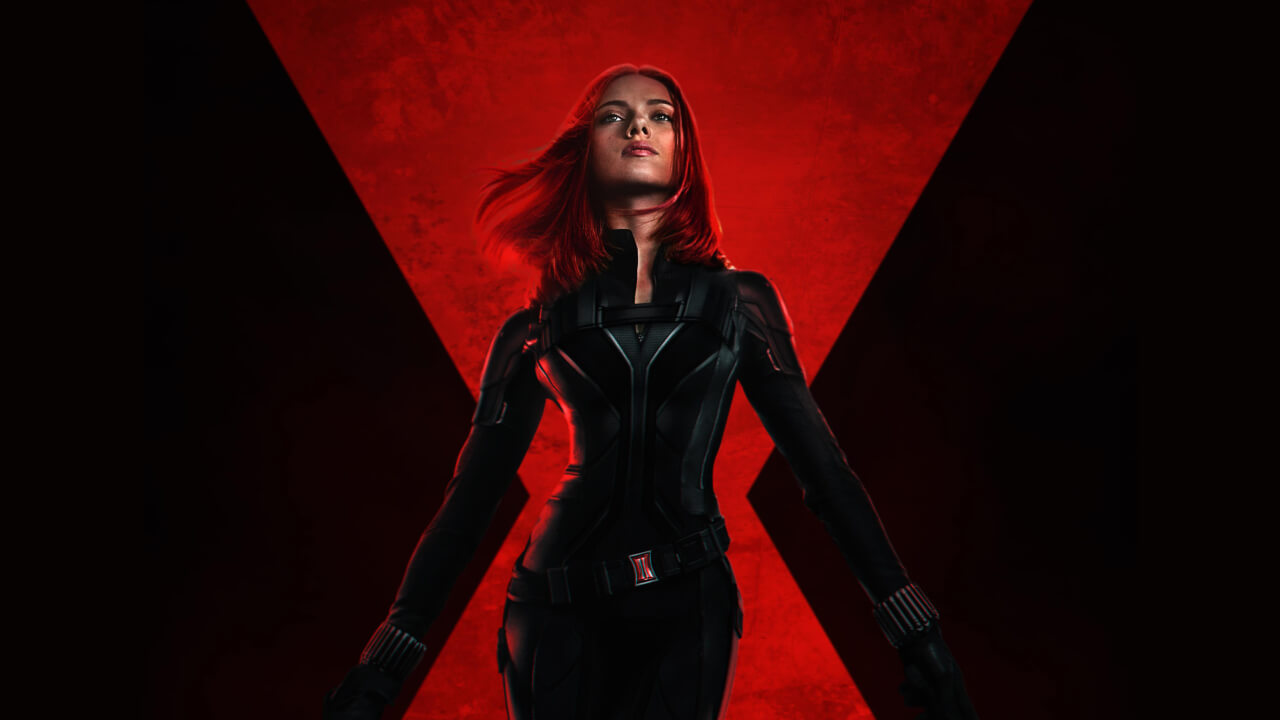 Marvel Studios Releases A Brand New Look At Black Widow