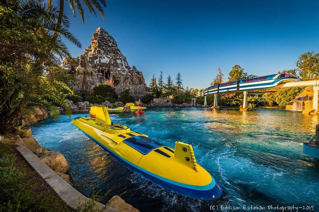 Disney Parks Featured Attraction - Finding Nemo Submarine Voyage at  Disneyland - The DisInsider