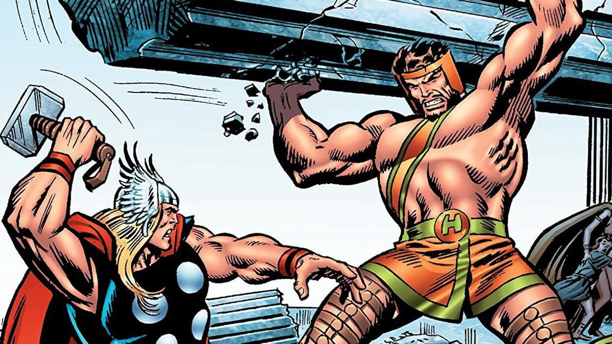Marvel Studios Reportedly Has Plans to Introduce Hercules in an Upcoming Project - The DisInsider