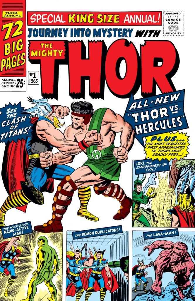 Marvel, Hercules