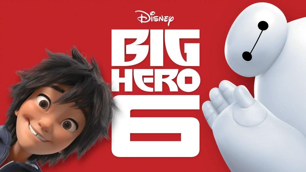20 Weeks of Disney Animation: 'Big Hero 6' -