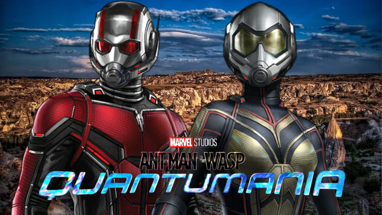 Ant-Man and the Wasp: Quantumania' Filming in Turkey -