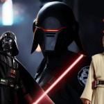 Inquisitors To Make Their Live Action Debut In Upcoming 'Obi-Wan Kenobi' Disney+ Series