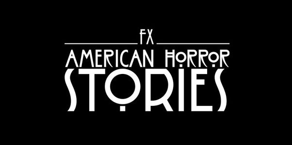 The American Horror Stories logo.