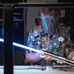 """Disney Imagineering Video Features """"Real"""" Lightsaber"""