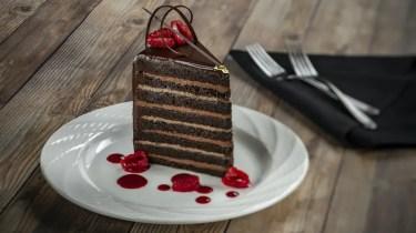 Steakhouse 71 Cake