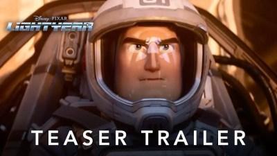 Disney Debuts Teaser Trailer & Poster for 'Lightyear'
