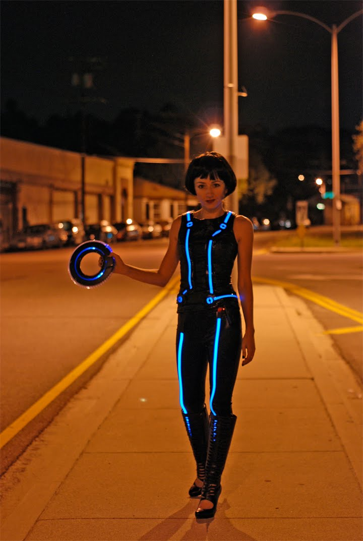 Fan Made Quorra Tron Legacy Costume The Disney Blog