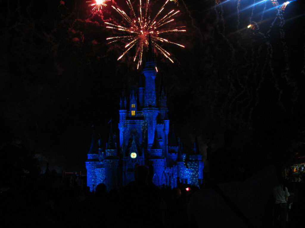 Disney-2008-610 cinderella castle