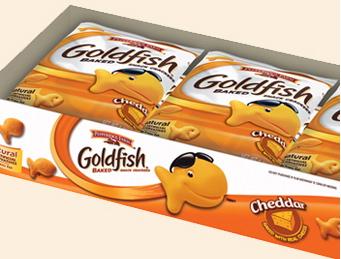 snack ideas goldfish crackers