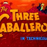 THREE CABALLEROS TITLE