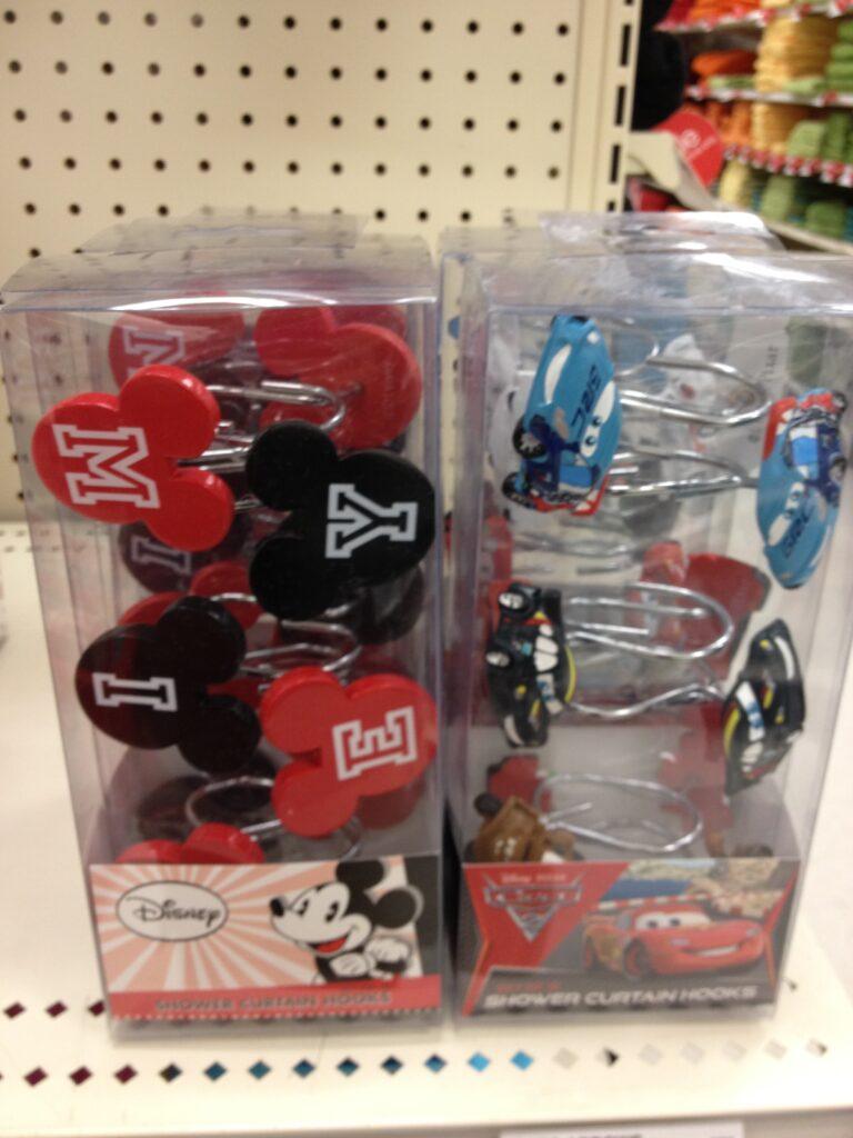 Unique Disney Bathroom Items at Target