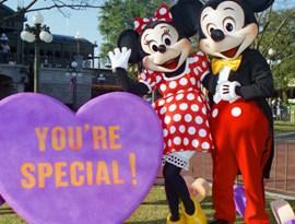 mickey minnie valentines day