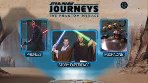 Journeys Phantom Menace