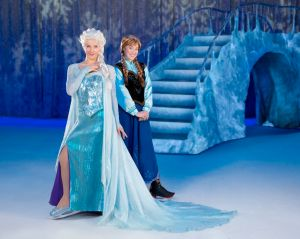 The number one animated feature film of all time is brought to life in a breathtaking live skating theatrical production of Disney On Ice presents Frozen.