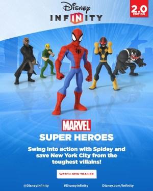 Spider Man Infinity Release3