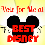 Vote for DDL as Top Disney Blog at The Best of Disney