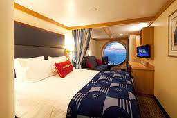 Oceanview Stateroom DCL