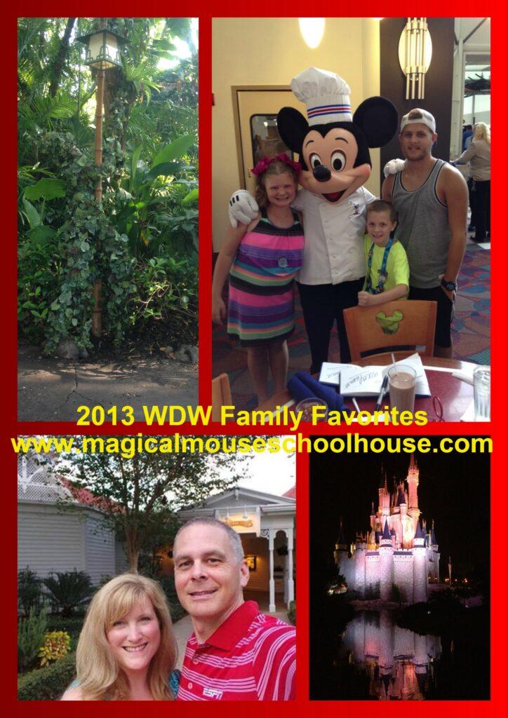Whisenhunt family favorites 2