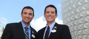 2013-14 Disney Ambassadors Tye Arnold and Rich Tamayo