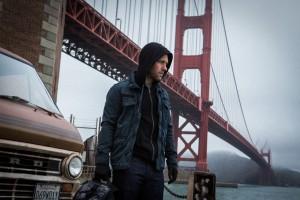 Paul Rudd as Scott Lang in Marvel's  Ant-Man