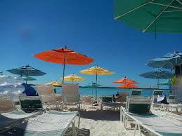 Castaway Cay Umbrellas