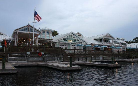 Old Key West Dock