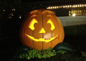 Magic Kingdom Pumpkin