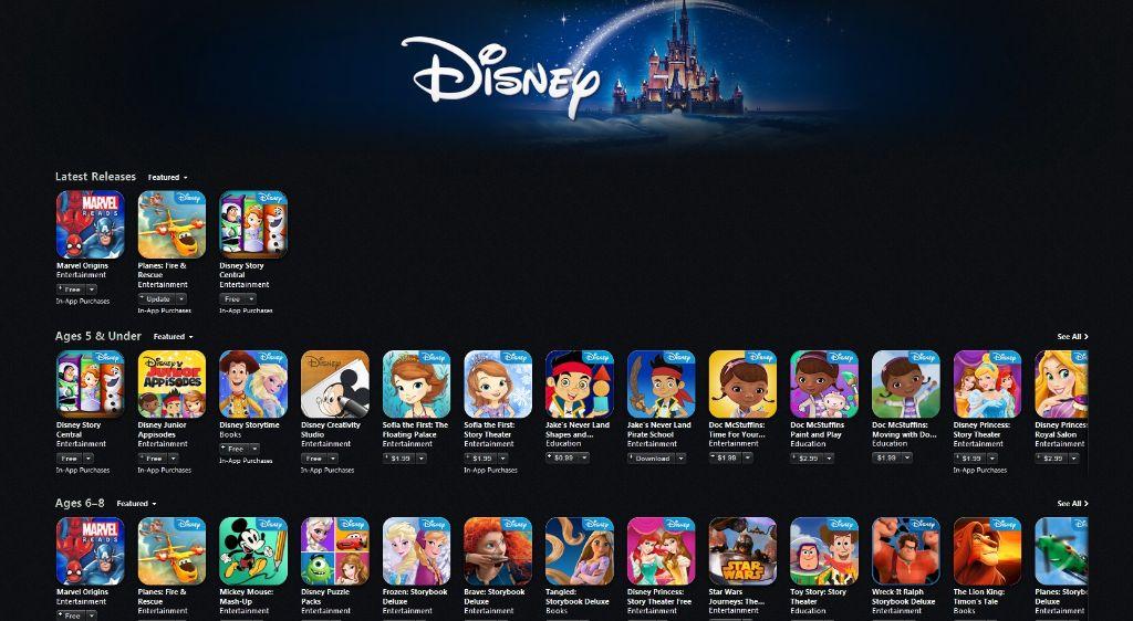 Disney+App