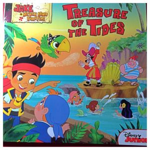 Treasure of the Tides jake & the Never Land Pirates