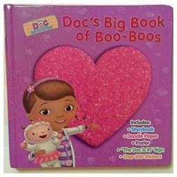 Doc Mc Stuffins Big Book Boo boos