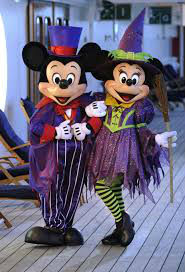 dcl halloween