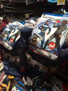 Marvel Costumes at Wal-Mart