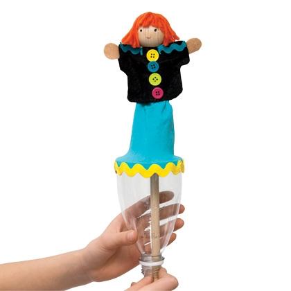 popup puppet