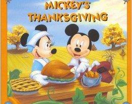 mickey thanksgiving
