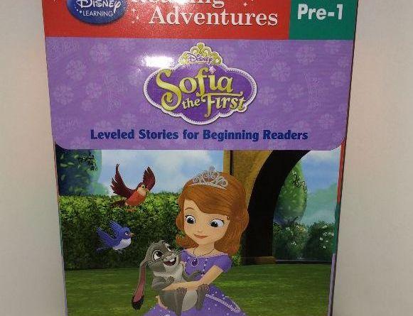 sofia the first box set
