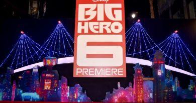 "Los Angeles Premiere Of Walt Disney Animation Studios' ""Big Hero 6"" - Red Carpet"