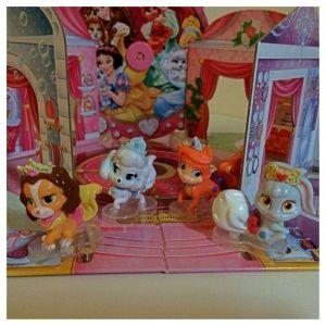Disney Princess Palace Pets Royal Salon Wonder Forge