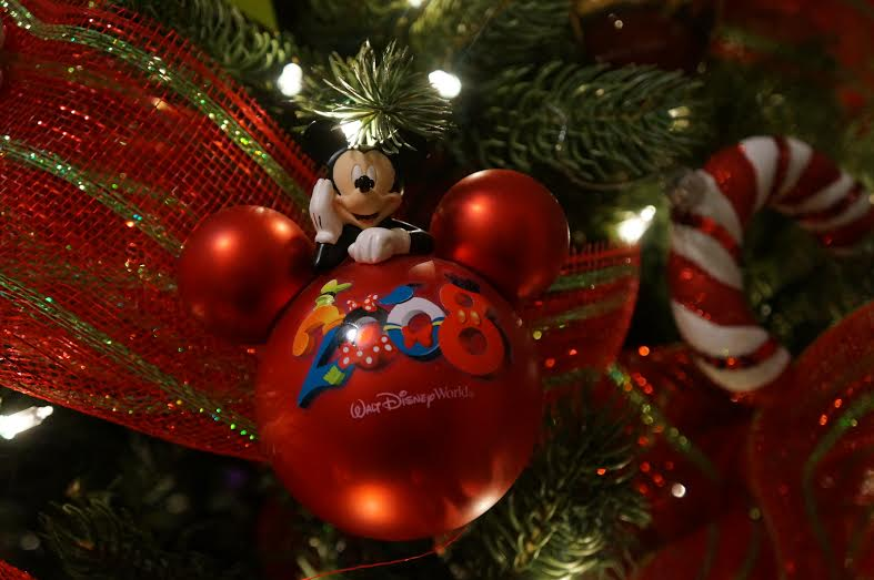 Deck The Halls With Memories Or How Mickey Invaded Our