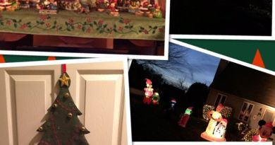 Holiday traditions - Jill L