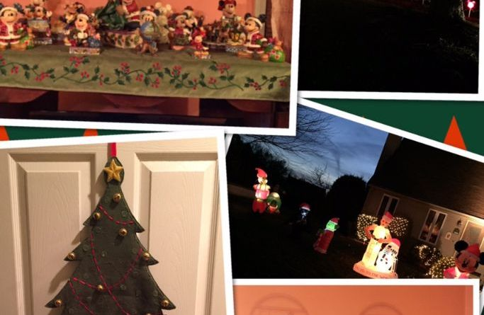 Holiday traditions - Jill L