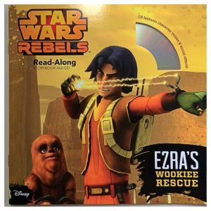 Ezra's Wookie Rescue - Star Wars Rebels