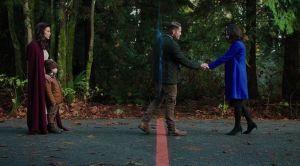Robin Hood leaves Storybrooke.  Sigh.
