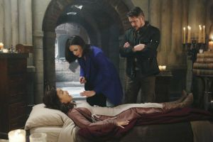 Saving Marian.  I *guess* that was the right thing to do....