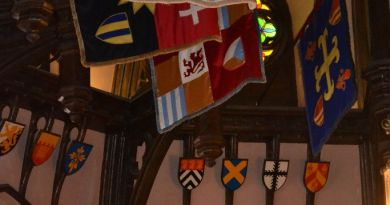Cinderella's Royal Table - Coat of Arms