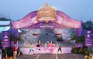 Feb 24, 2013  - Lake Buena Vista-  FL  Disney Princess 1/2 Marathon Photo by Preston Mack