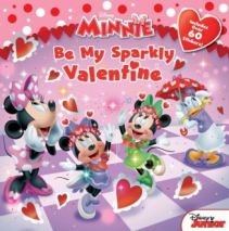 minnie sparkly valentine