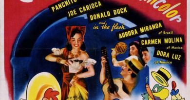 3 Caballeros Movie Poster