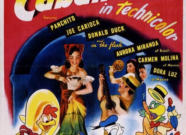 3 Caballeros Movie Poster