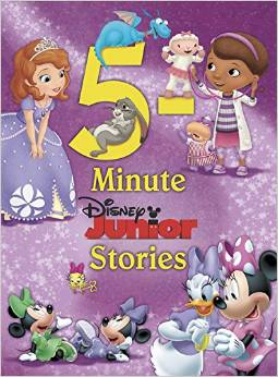 5 minute disney junior stories